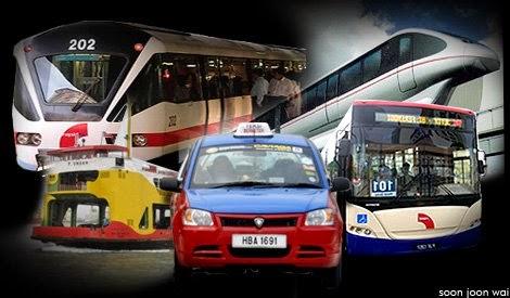 Transformasi Pengangkutan Awam Keutamaan Rakyat Maksud Pengangkutan Awam
