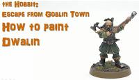 Dwalin de la caja de El Hobbit: Un viaje Inesperado