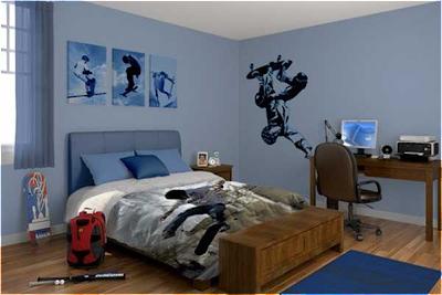 Teen Theme Bedrooms 2