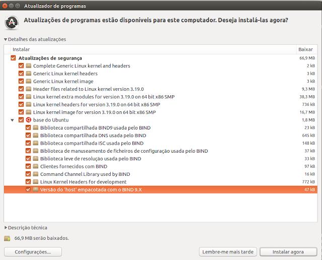 Atualizando o Ubuntu