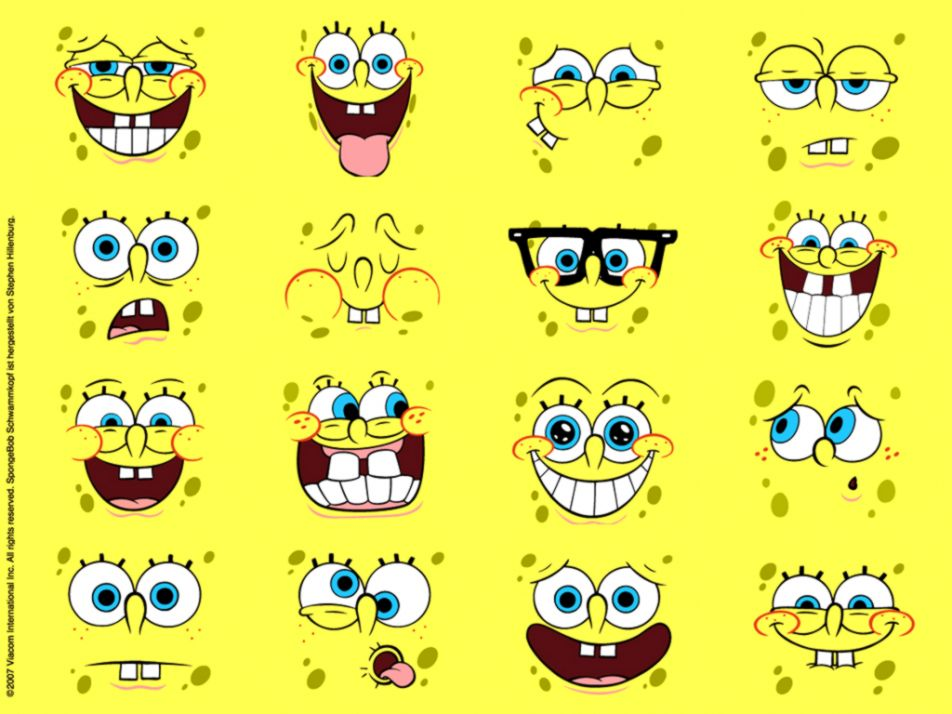Angry Spongebob Face Wallpaper Image Wallpaper Collections