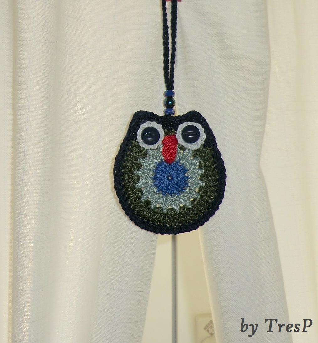 TresP craft blog: Pues nada, empezamos...Colgadores de crochet ...
