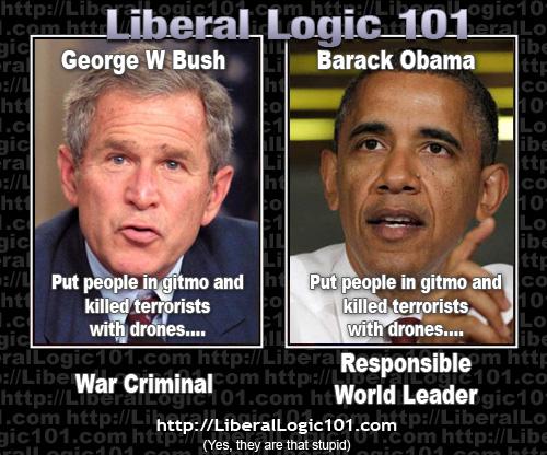 Image result for Liberal Logic:101