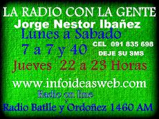 LA RADIO CON LA GENTE FACEBOOK