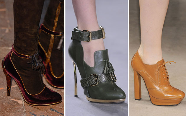 ������� ������ ������ ��� ���� ���� 2014, shoe trends for women
