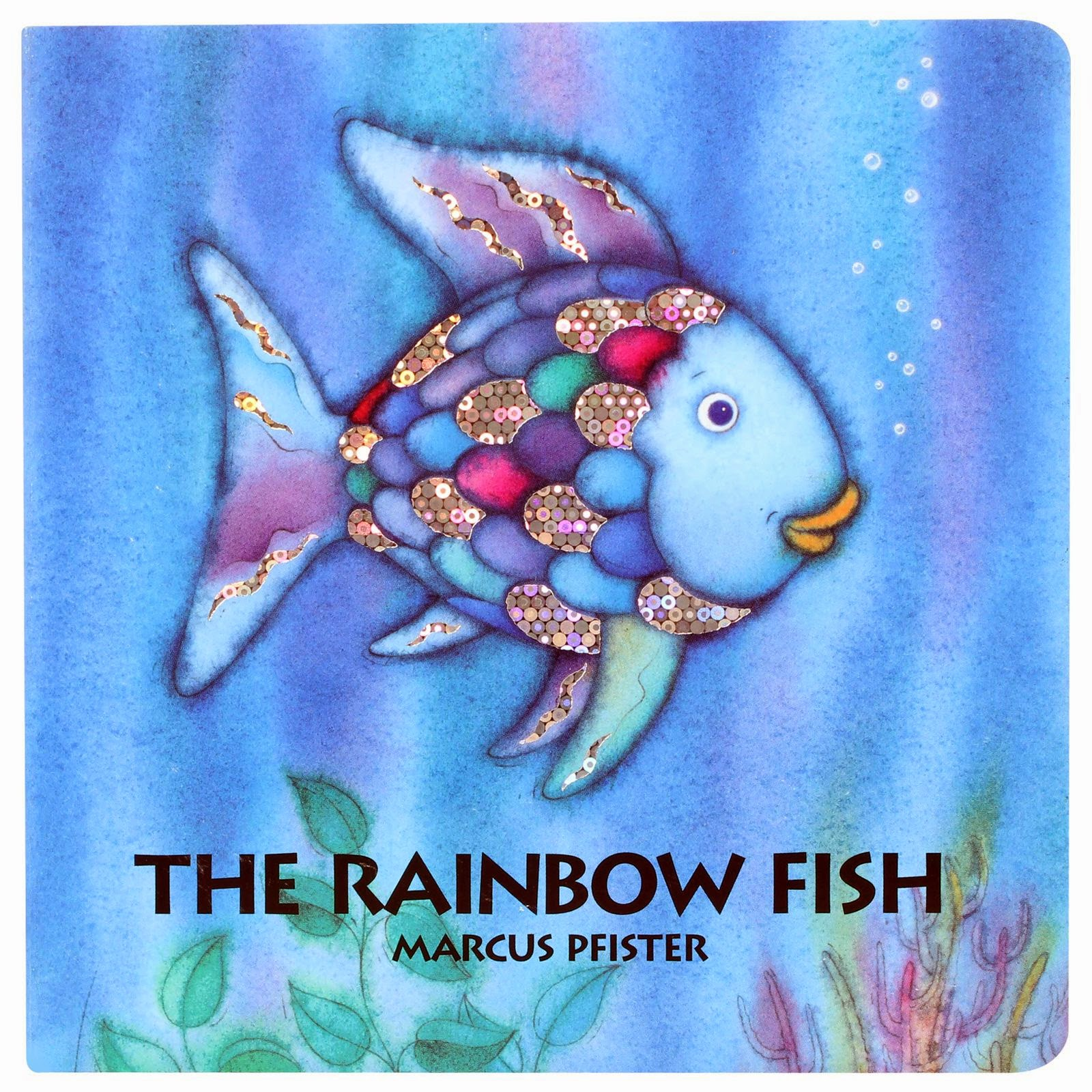 The rainbow fish story star slinger for The rainbow fish