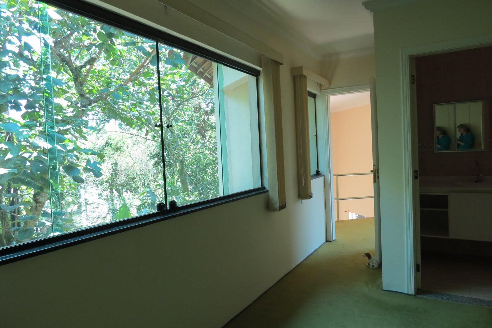 janela da suite