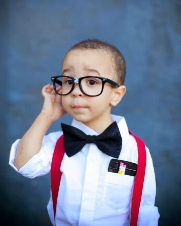 """Disfraz casero """"nerd"""""""