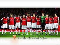 Arsenal wallpaper team