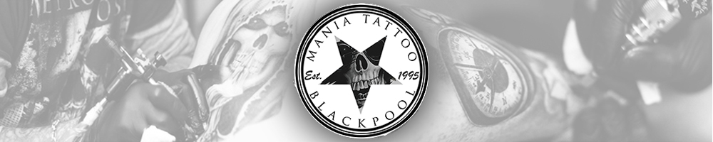 Tattoo Studio in Blackpool - Mania Tattoo