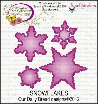 ODBD Custom Snowflakes Die