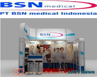 Jobs, Career, Vacancy Scientific Training Executive & Accounting Staff at PT BSN Medical Indonesia rekrutmen February 2013