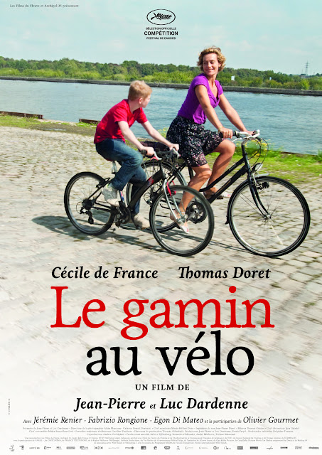 The Kid with a Bike • Le gamin au vélo (2011)