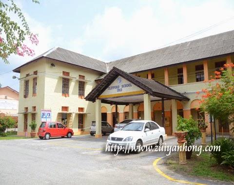 Kuala Lipis Clifford School