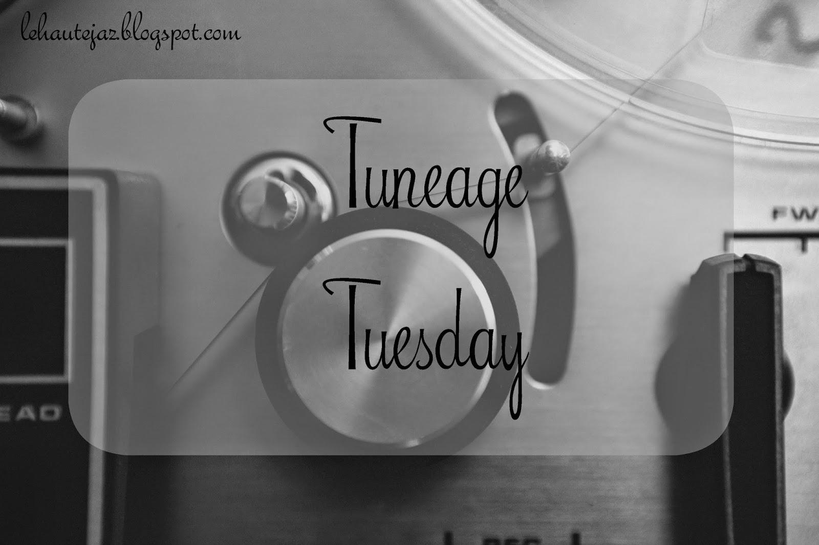 Tuneage Tuesday: Grown-up Christmas List - Le Haute Jaz