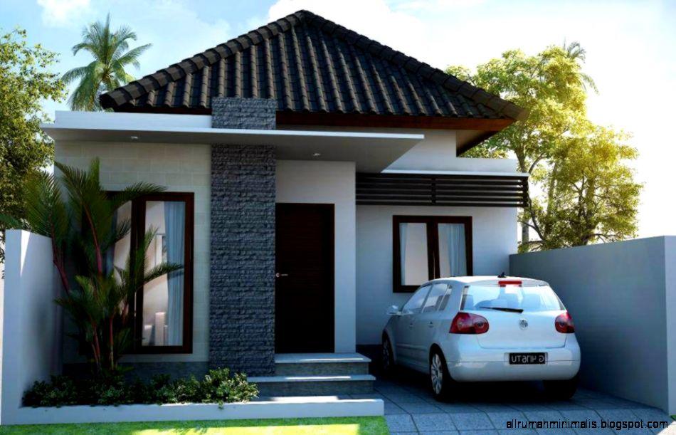 Desain Rumah Minimalis Modern 1 Lantai  Cara Mendesain Rumah