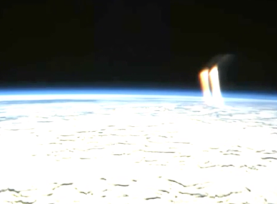 NASA Cuts Live Feed Of UFO Near Space Station 2015, UFO Sightings