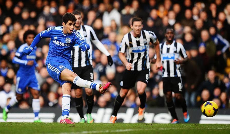 Hasil Liga Inggris, Pekan 25, Chelsea, Newcastle