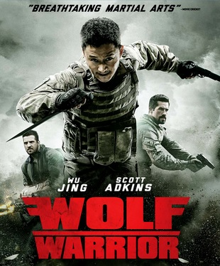 Wolf Warrior – Legendado