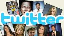 Twitter de Famosos famosos con más seguidores en Twitter