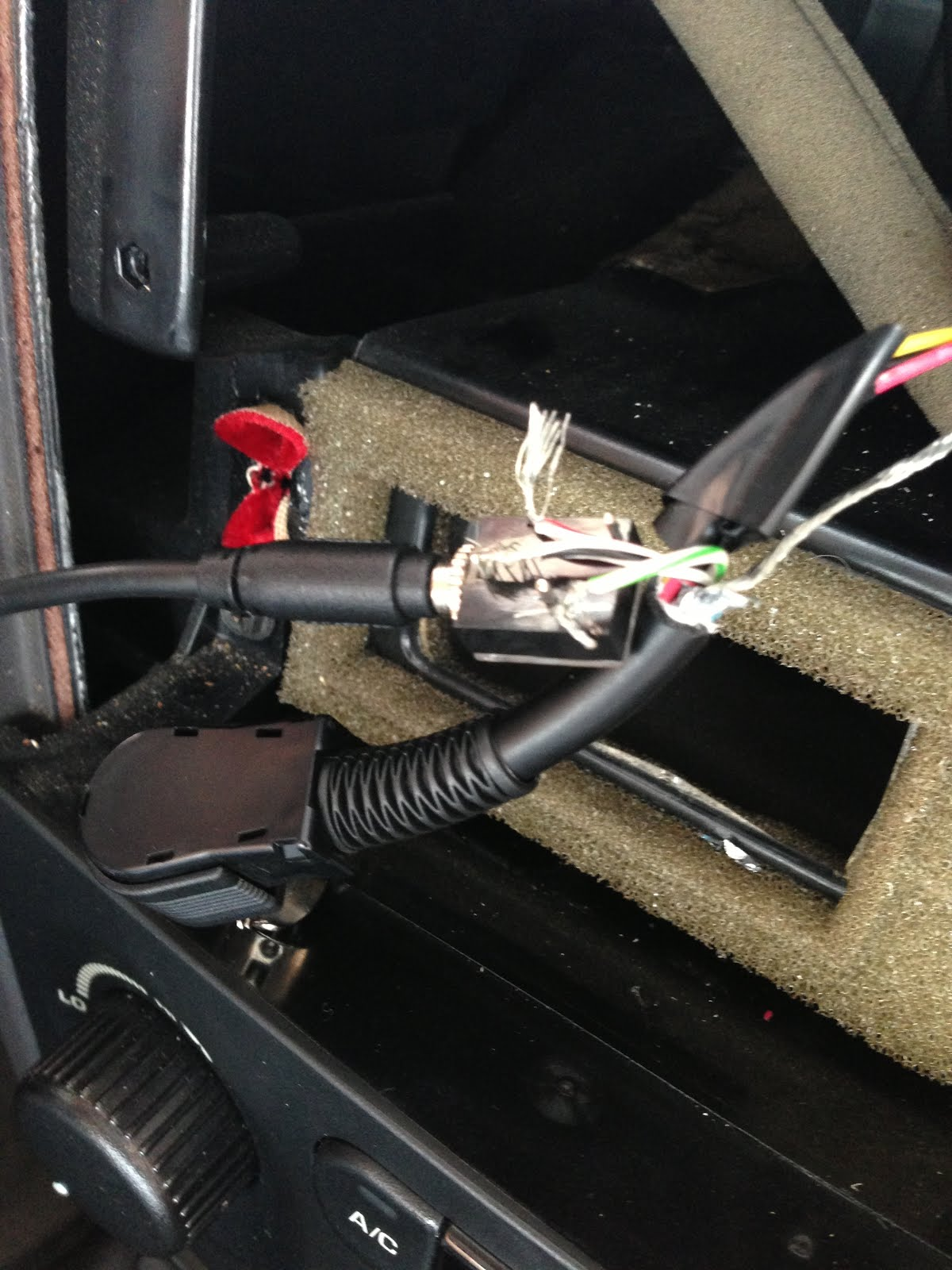 Jeep Stuff     Aux In    Bluetooth For Factory Radio Or Rb1