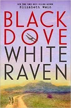 Black Dove White Raven Elizabeth Wein cover
