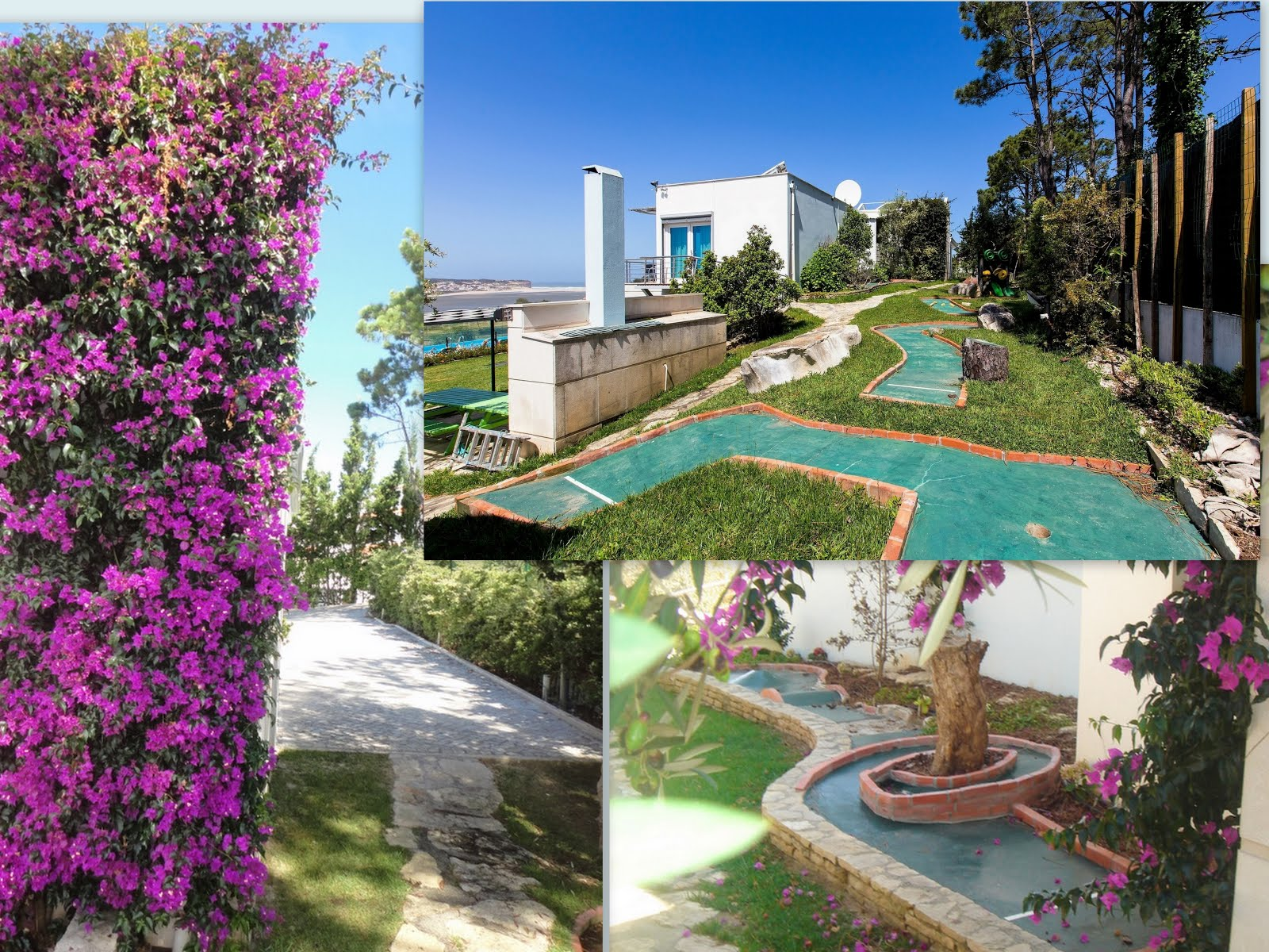 Casa Do Lago Luxury Vacation Property Children Pool Fence Air - Portugal map silver coast