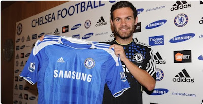 Juan Mata Deal Completed