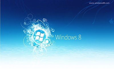 Windows 8 Arka Plan