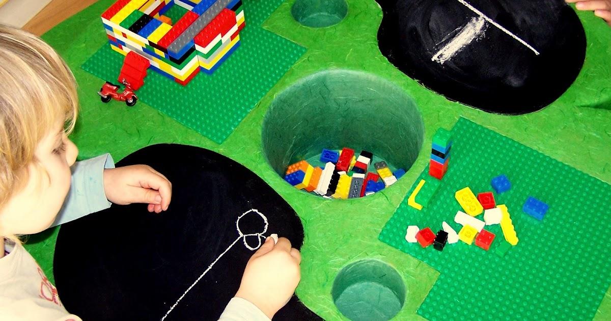 Multi artis petite table en carton activit s pour enfants for Petite table pour enfants
