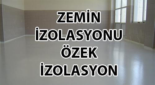 Antalya İzolasyon