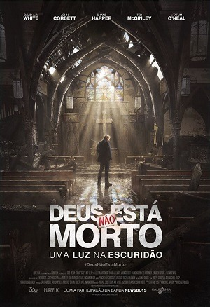 Deus Não Está Morto 3 - Uma Luz na Escuridão Filmes Torrent Download onde eu baixo