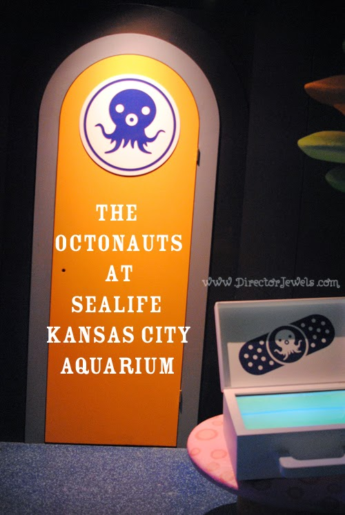 The Octonauts Zone at SEA LIFE Kansas City