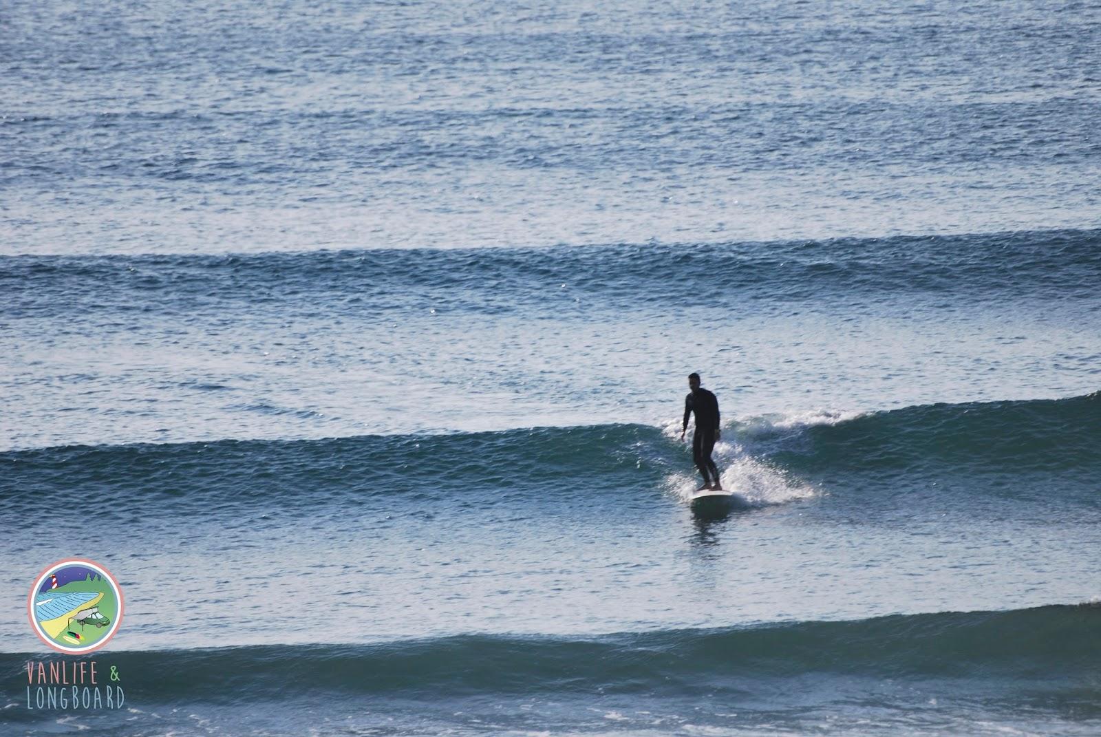 playas longboard espana