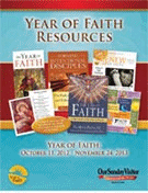 Year of Faith Products