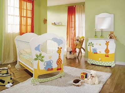 Decorar la habitaci n del beb decorando mejor - La habitacion del bebe ...