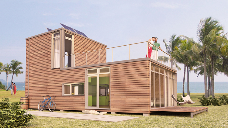 Shipping Container Homes Meka Thor 960 Container Home