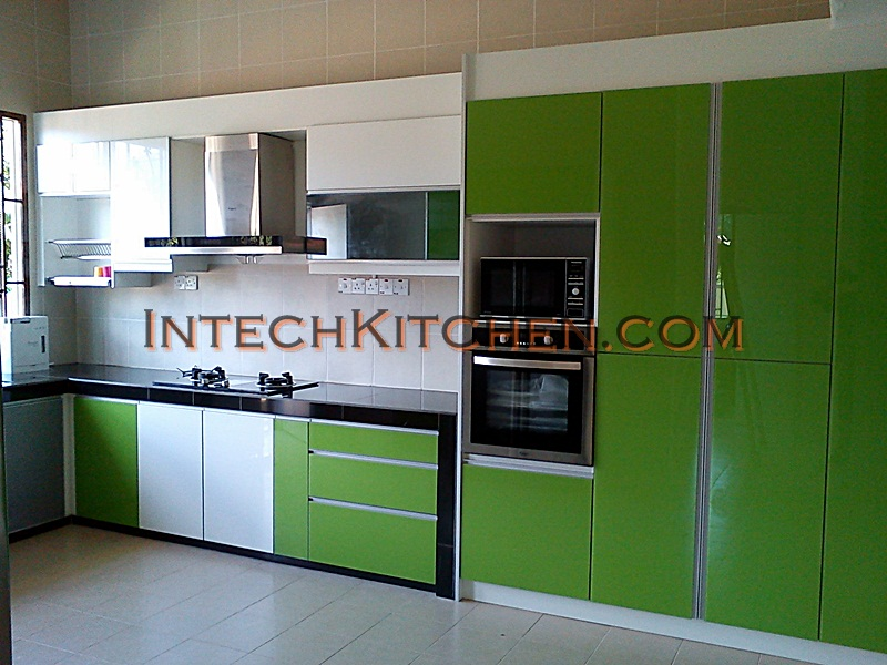 Intech kitchen sdn bhd august 2012 for Kitchen cabinets 4g