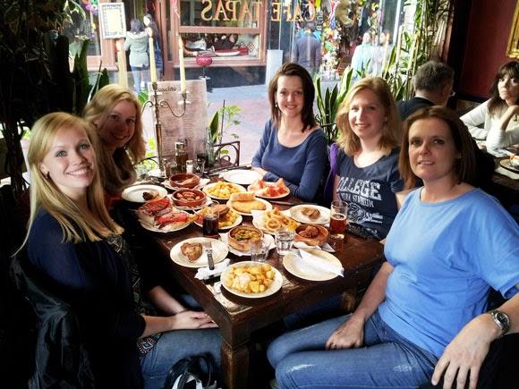 zoete bloggers in Amsterdam