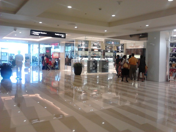 District Mall in Imus Cavite