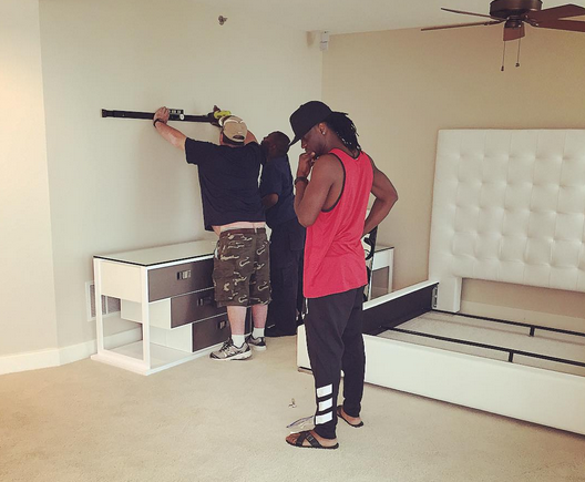 Paul Okoye acquires new crib in Atlanta (photos) 1
