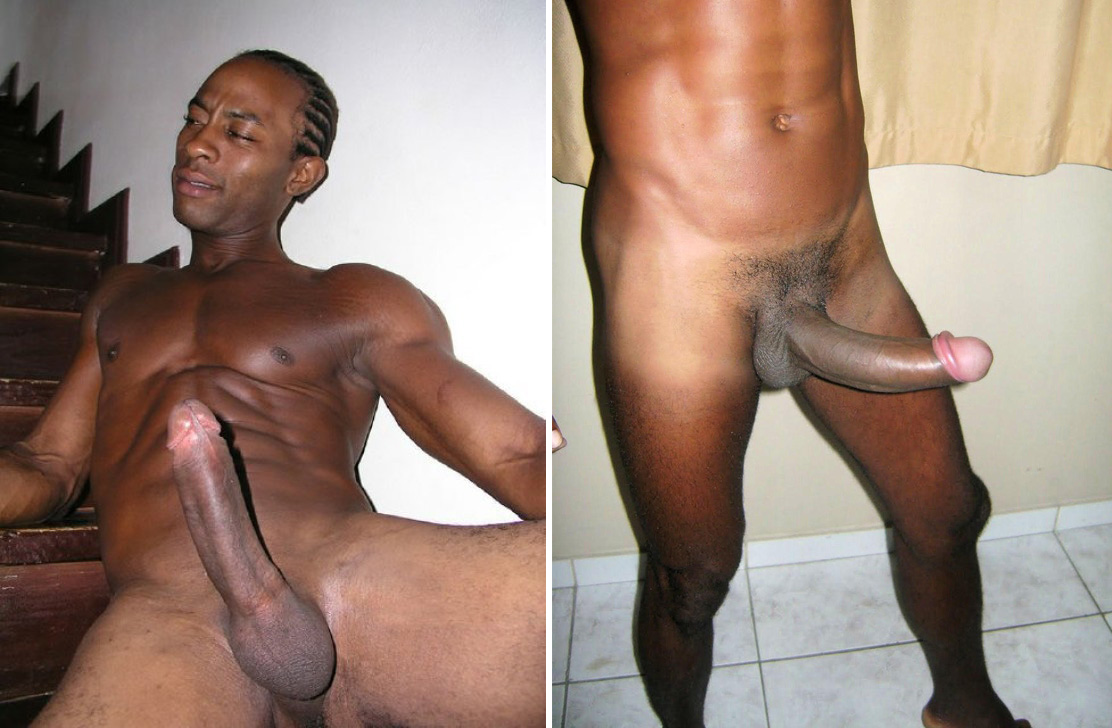 Black Monster Cock Big Dotados