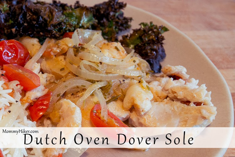 Dutch Oven Dover Sole - Recipe