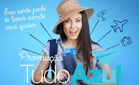 Participar promoção Tudo Azul