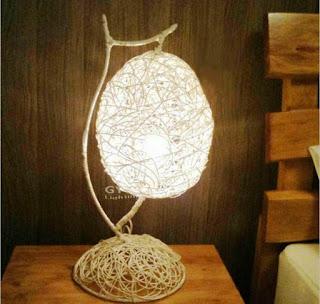 Desain Lampu Tidur Cantik Unik, Dan Kreatif 18
