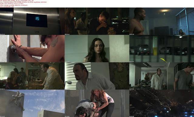 Capturas Skyline DVDRip Español Latino