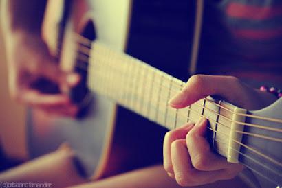 Quiero aprender a tocar una cancion de amor que nunca termine