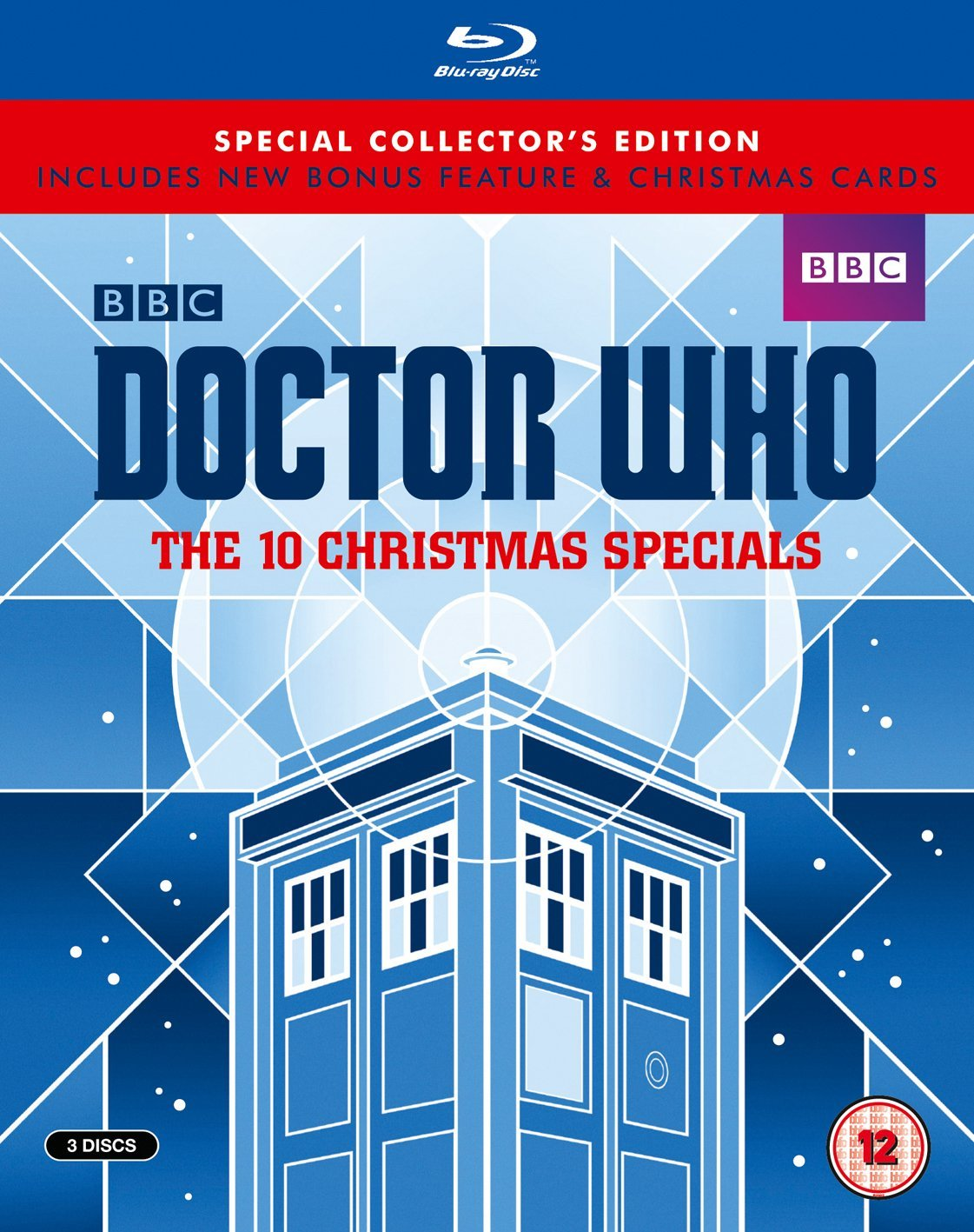 UK RELEASE: Doctor Who: The Christmas Specials OUT NOW!
