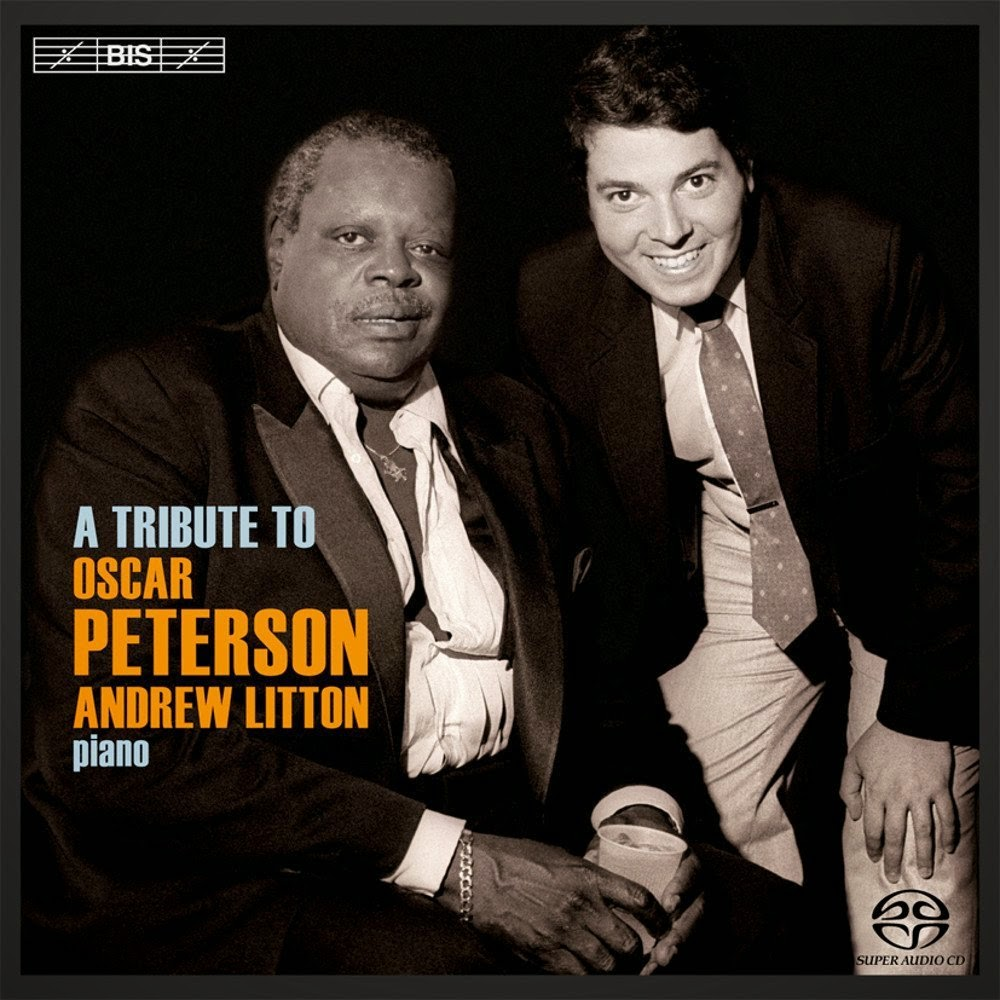 Doob picture young pamela anderson - Conductor Andrew Litton On His New Recording A Tribute To Oscar Peterson