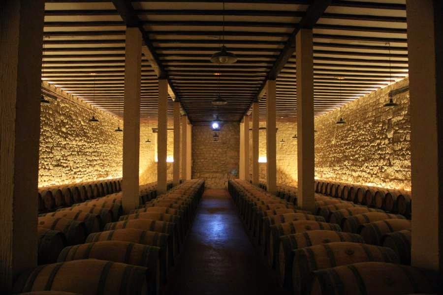 La Rioja Alta winery in Haro
